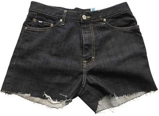 Gas Jeans Blue Denim - Jeans Shorts