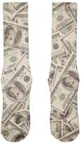 Old Glory Money All Over Crew Socks - Boys/Men