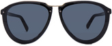Marni Acetate & Metal Sunglasses