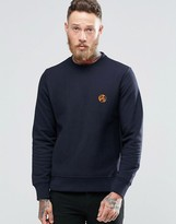 Paul Smith PS by Sweatshirt With PS Logo In Navy