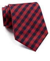 Tommy Hilfiger Micro Buffalo Silk Tie