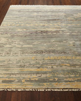 Tecula Hand-Knotted Rug, 3.6' x 5.6'