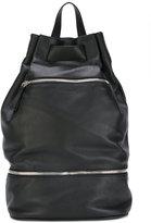 Orciani multi-zip backpack