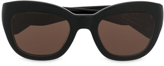 Oliver Peoples Tinted Cat-Eye Sunglasses