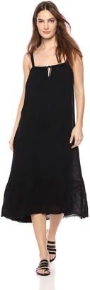 Velvet by Graham & Spencer Women's Celinda Soft Cotton Gauze Dress