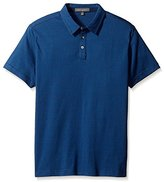 Robert Barakett Men's Blair Short Sleeve Polo