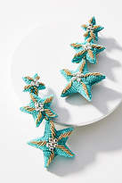 Suzanna Dai Caicos Starfish Drop Earrings