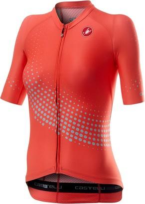 Castelli Aero Pro Full-Zip Jersey - Women's
