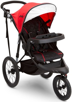 Delta Children Jeep Classic Jogging Stroller