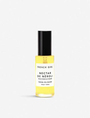 French Girl Nectar de Neroli facial oil elixir 30ml