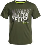 Reebok Training T-Shirt - Short Sleeve (For Little Boys)