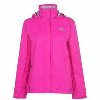 Karrimor Ladies Lightweight Hooded Sierra Waterproof Jacket (18