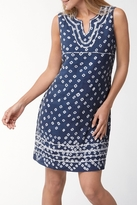 Tommy Bahama Printed A Line Dress