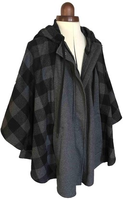 Country Road Black Wool Jacket for Women