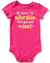 Baby Starters Baby Girls 3-12 Months Of Course I'm Adorable Bodysuit