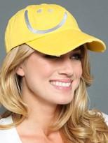 Peace Love World I am Happiness Yellow Love2Love Baseball Cap