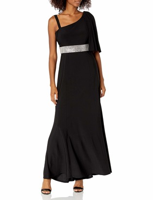 R & M Richards R&M Richards Women's The one Shoulder Dance with me Dress