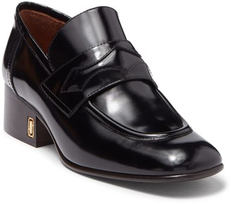 Marc Jacobs Marlene Block Heel Loafer