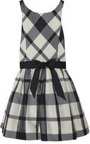 Ralph Lauren Plaid fit & Flare dress 7-12 years