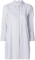 'S Max Mara - oversized striped shirt - women - Cotton - 34