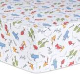 Trend Lab Dr. SeussTM One Fish, Two Fish Fitted Crib Sheet