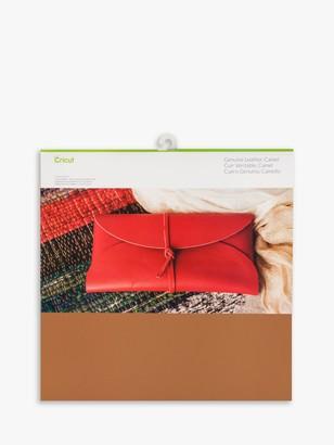 Cricut Genuine Leather Fabric