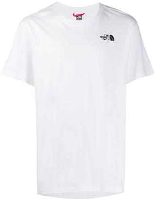 The North Face logo print T-shirt
