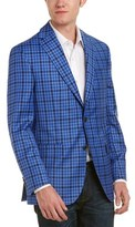 David Donahue Connor Classic Fit Wool Sportcoat.