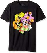 Looney Tunes Men's Aliens Vs Tunes Space Jam T-Shirt