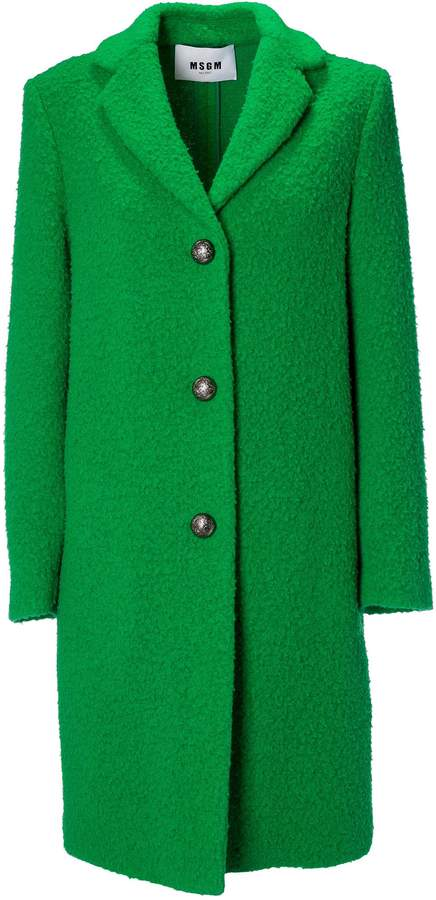 MSGM Classic Coat