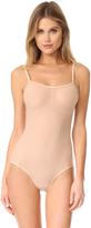 Calvin Klein Underwear Sheer Marq Bodysuit