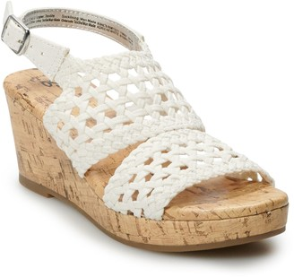 So Adriene Girls' Wedge Sandals