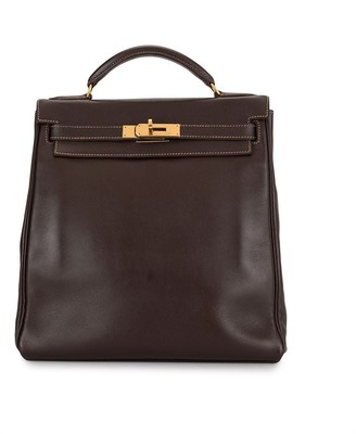 Hermes 1998s Kelly Ado MM backpack bag