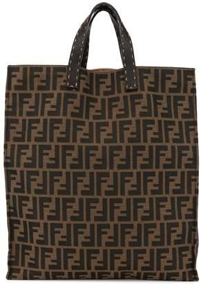 Fendi Pre-Owned Zucca pattern shopper