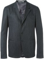Kenzo three button blazer - men - Viscose/Wool - 46
