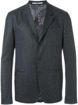 Kenzo three button blazer - men - Wool/Viscose - 46