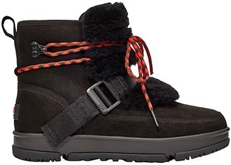 UGG Classic Weather Faux Fur Hiking Boots