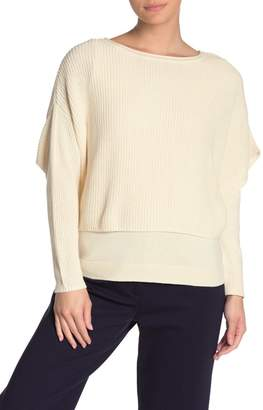 7 Seasons Double Layer Pullover Sweater