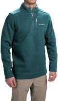 Columbia Terpin Point 2 Sweater - Zip Neck (For Men)