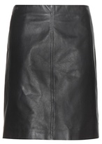 Tomas Maier Leather Skirt