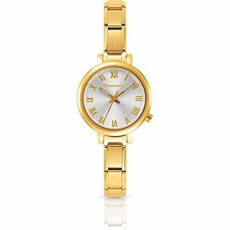 Nomination Women's Analogue Quartz Watch with Stainless Steel Strap 076020/017