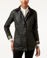 Barbour Beadnell Wax Raincoat