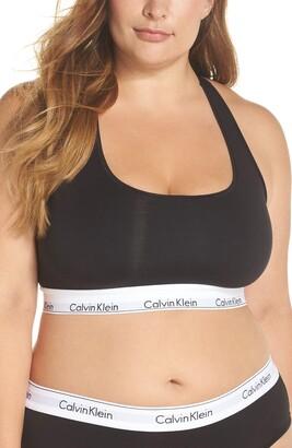 Calvin Klein ModernCotton Blend Racerback Bralette