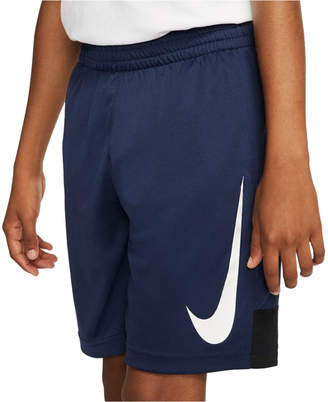 Nike Big Boys Dri-fit Training Shorts