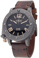 U-Boat Men's 6471 U-42 Auto 47 mm Black Dial Watch