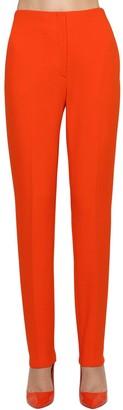 Ralph Lauren Db High Waist Wool Blend Pants