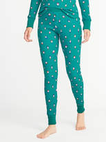 Old Navy Patterned Thermal Sleep Leggings for Women