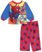 """Spiderman Baby Boys' """"I'm the Ultimate"""" 2-Piece Pajamas"""