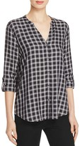 Soft Joie Dane Plaid Shirt