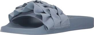 Fergalicious Women's Flutter Slide Sandal